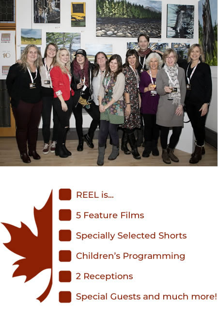 Reel 2018 Opening Night Gala