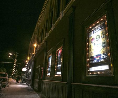 Vogue Theatre, Fernie, BC