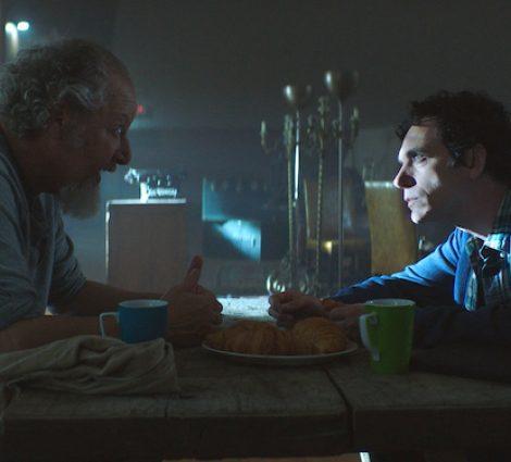 An angst-ridden sci-fi comedy starring Jonas Chernick and Daniel Stern.