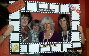 Reel Canadian Film Festival 2018 Team