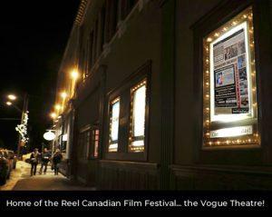 Vogue Theatre Fernie BC