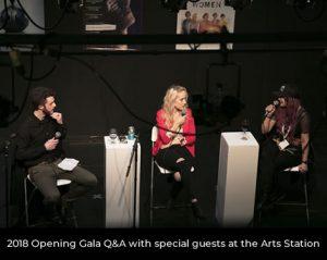 2018 Opening Gala at the Arts Station