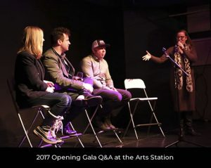 Arts Station Opening Gala for RCFF 2017