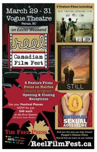 Reel Canadian Film Festival 2013 Poster